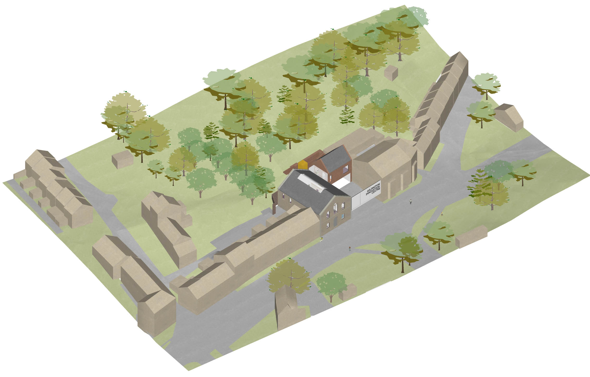 Arlington-Chapel-site-aerial