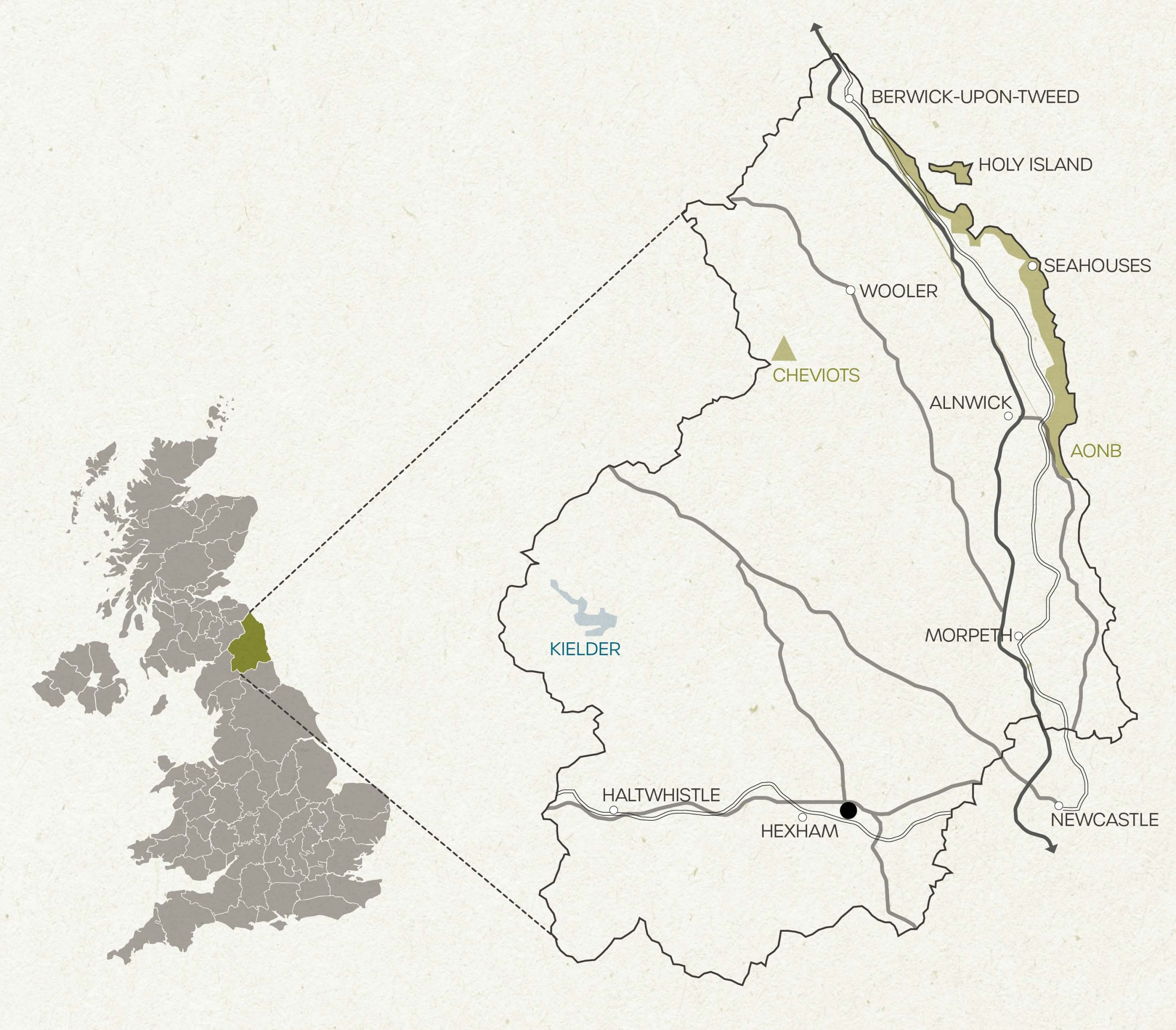 Corbridge-Pottery-context-plan