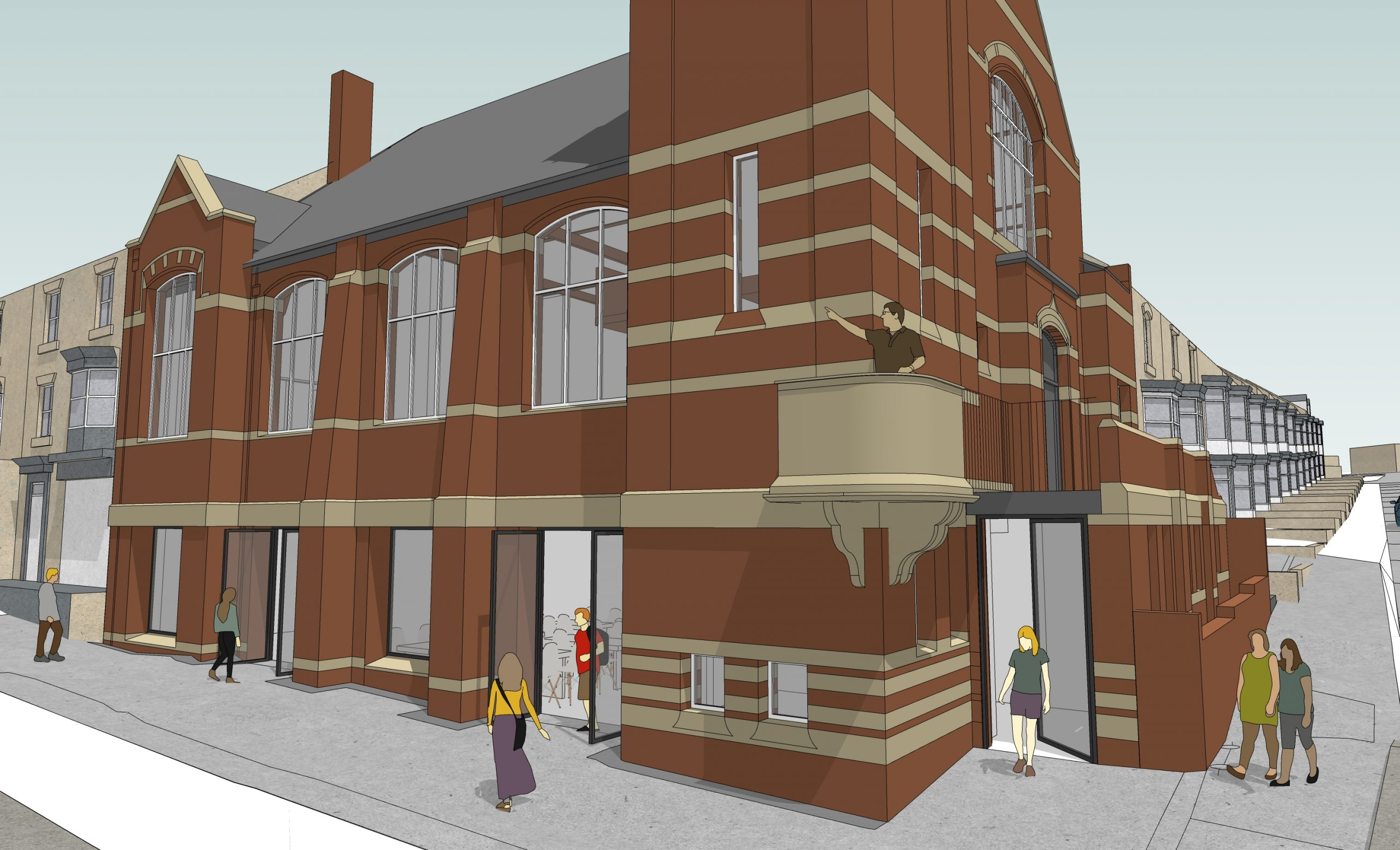 Proposed_Front view